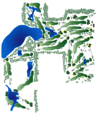 Lakeside Links Scorecard